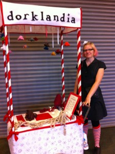 Holiday cart, 2011